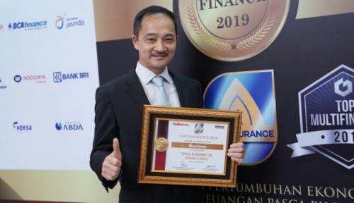 Bhinneka Life Sabet Tiga Penghargaan di Top Finance 2019