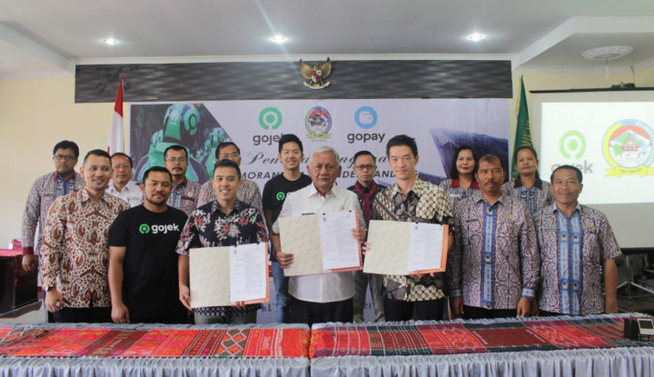 GoPay Mengudara ke Sumatera, Hadir di Pulau Samosir - Warta Ekonomi