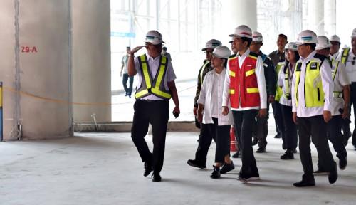Foto Ada Bandara Baru Yogyakarta, Jokowi Ingin Kunjungan Wisman Naik
