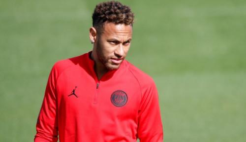 Foto Idolakan Beckham, Neymar Akan Pindah ke Liga Amerika?