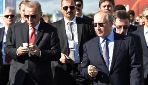 Perjanjian Diteken, Kantor Gabungan Turki-Rusia Cepat atau Lambat Bakal Beroperasi