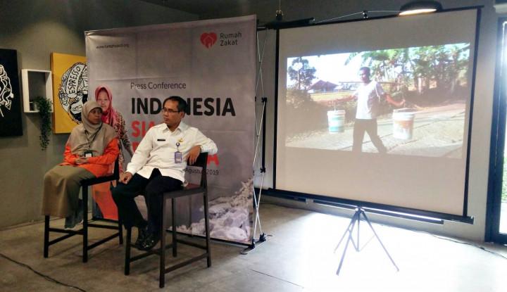 Tanggulangi Potensi Bencana, Rumah Zakat Bentuk Desa Berdaya - Warta Ekonomi
