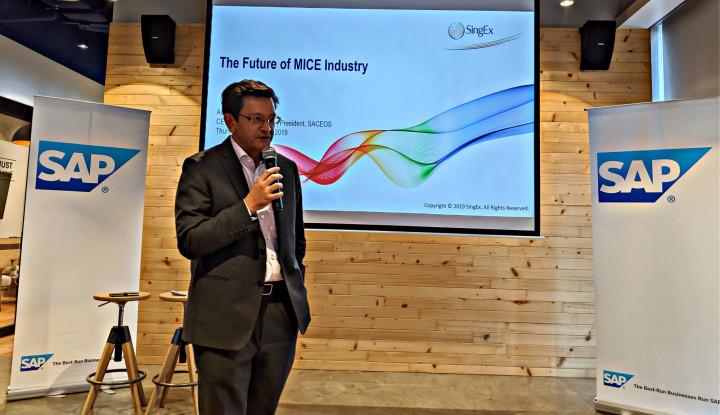 SingEx Gandeng SAP untuk Dorong Transformasi Keuangan Global - Warta Ekonomi