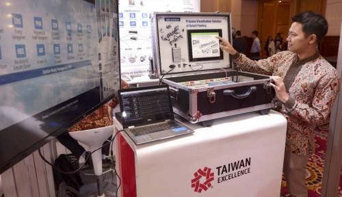 Foto Taiwan Excellence Dukung Indonesia Percepat Realisasi Industri 4.0