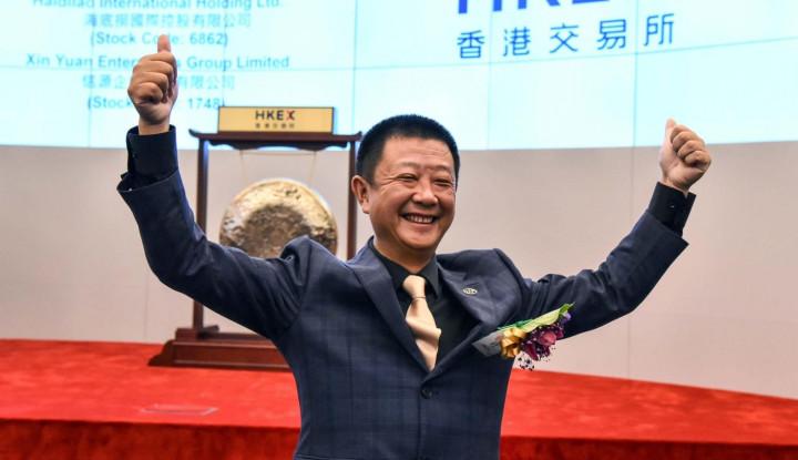 Foto Berita Bermodal Tekad, Begini Kisah Zhang Yong Menjadi Orang Terkaya di Singapura