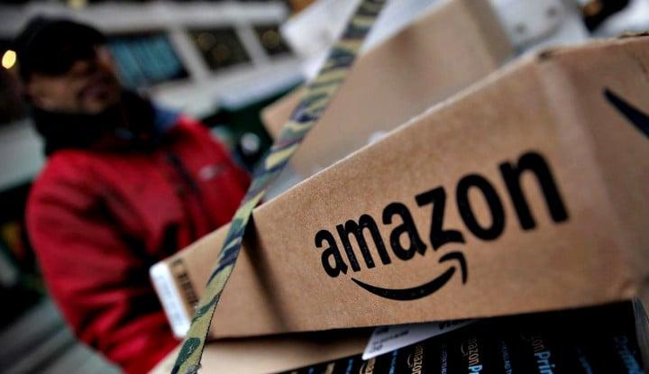 Ssstt. . . Bos Amazon Beberkan 'Rahasia' untuk Jadi Karyawan di Perusahaannya - Warta Ekonomi
