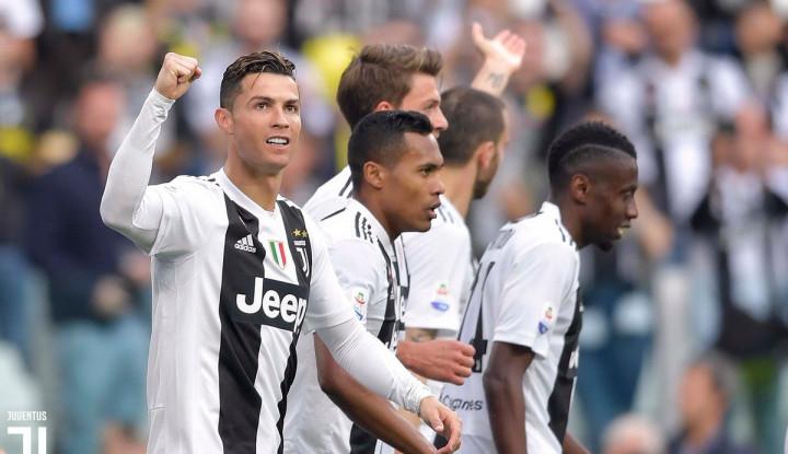 Juventus Masuk Grup D Liga Champions, Ronaldo Khawatirkan Atletico Madrid - Warta Ekonomi