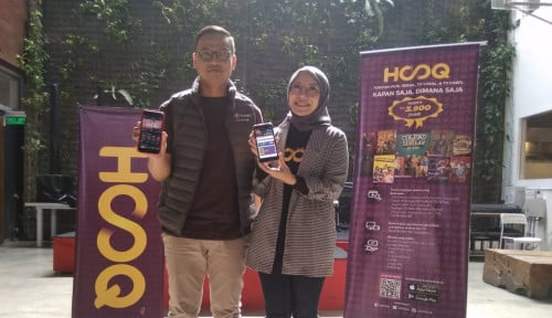 HOOQ MAXstream Gandeng Singtel Gelar 'Stand Up Battle Indonesia 2019 di Medan