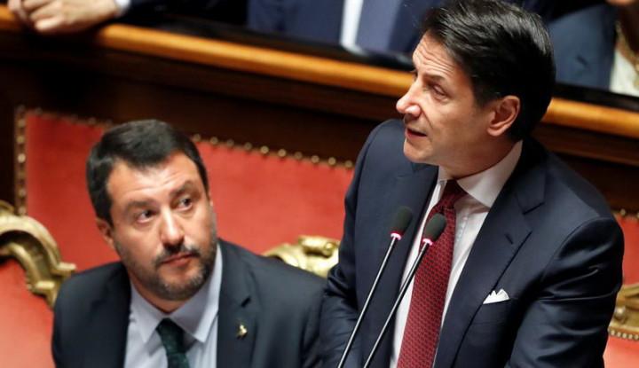 Tak Jadi Mundur, Presiden Italia Beri Tugas Baru ke Perdana Menterinya - Warta Ekonomi