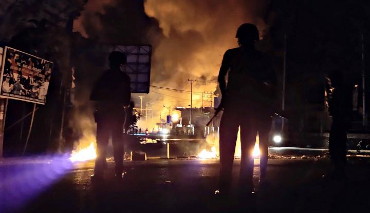 Ricuh Wamena Tewaskan Belasan Orang, Pemerintah Blokir Internet - Warta Ekonomi