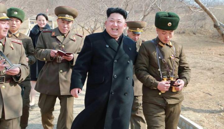 Undang-Undang Ini Bikin Kim Jong-Un Kian Berkuasa di Korea Utara - Warta Ekonomi