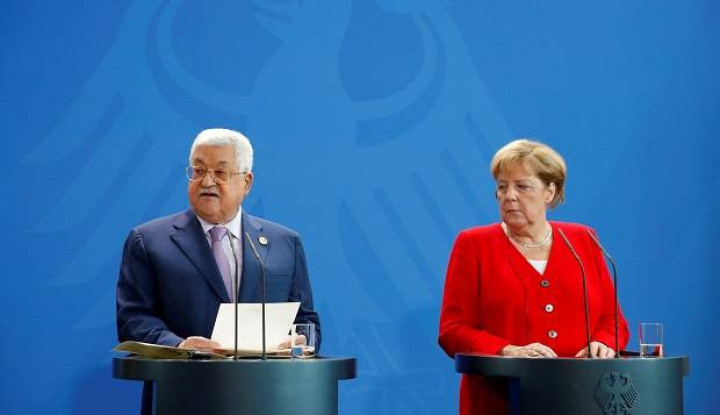 Presiden Palestina: AS Tak Mau Bantu Selesaikan Konflik dengan Israel - Warta Ekonomi