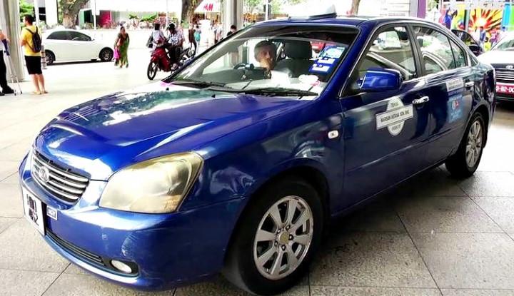 Tahu Pemilik Taksi Malaysia yang Tolak Gojek? Ternyata Bisnisnya.... - Warta Ekonomi