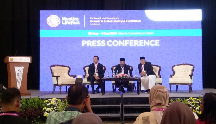 Muslim LifeFest Satukan Konsep Entrepreneur dengan Syariah - Warta Ekonomi