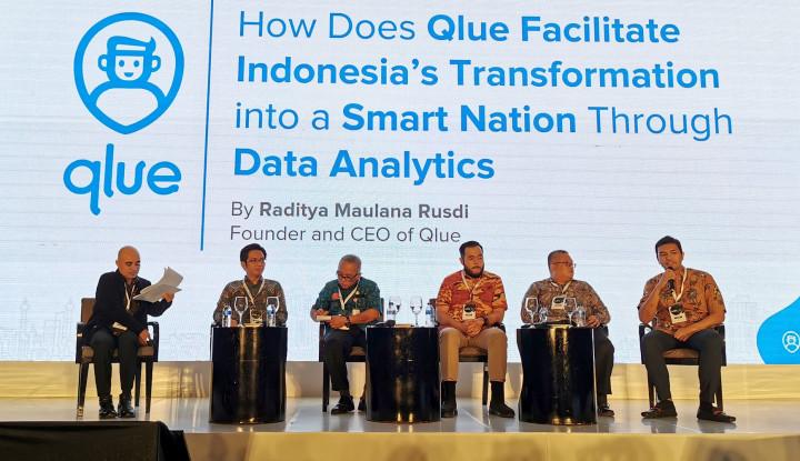 Dalam Tiga Tahun, Qlue Terima 1,5 Juta Laporan Masyarakat di 15 Kota - Warta Ekonomi
