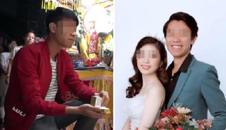 Jelang Hari Pernikahan, Pria Ini Ditinggal Kekasihnya karena. . . - Warta Ekonomi