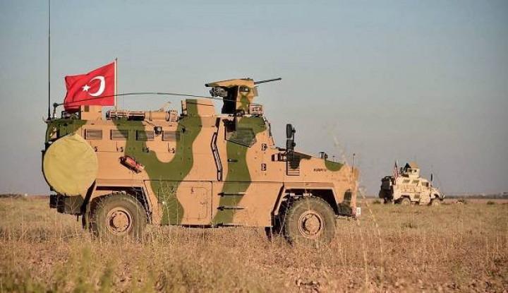 Jika Konflik Selesai, Turki akan Tarik Pasukannya dari Suriah - Warta Ekonomi
