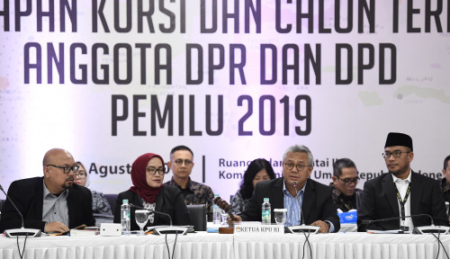 Dipecat DKPP, Komisioner KPU ini Tak Terima Dan Bilang Cacat