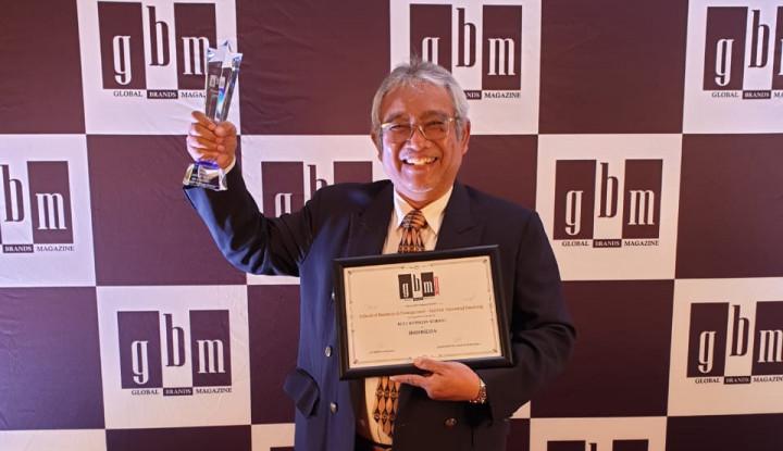 SBM ITB Raih Penghargaan Terbaik Tingkat Dunia - Warta Ekonomi