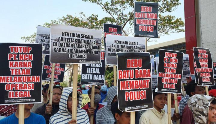 Warga Geruduk KCN, DPRD DKI Jakarta Ikut Bersuara - Warta Ekonomi
