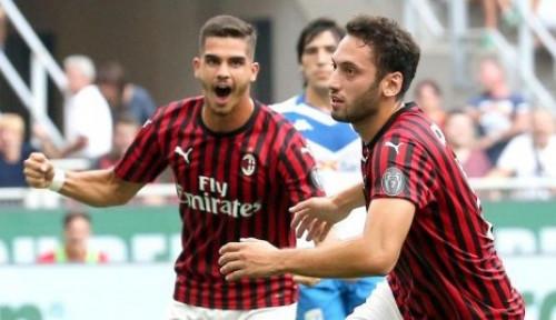 Cetak Kemenangan Pertama di Kandang, Nih Rangkuman Aksi AC Milan!