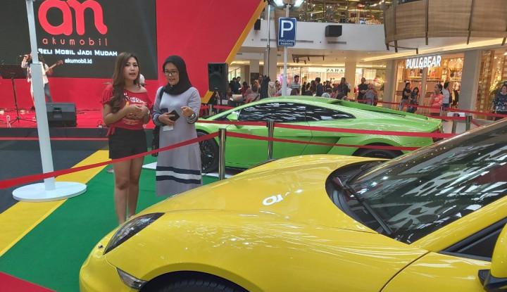 Akumobil: Belum Ada Transaksi Lewat Penjualan Online - Warta Ekonomi