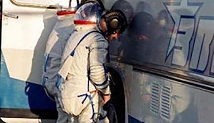 Cegah Virus Corona ke Luar Angkasa, Astronot Ikut Dikarantina - Warta Ekonomi