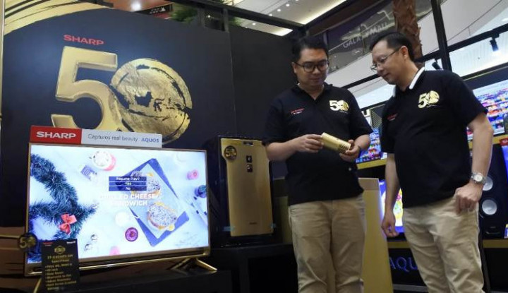 Sharp Luncurkan Lebih dari Satu Varian Baru Berbasis IoT - Warta Ekonomi