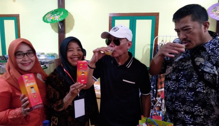 Sheila Fresh, Produk Home Industri Sari Lemon Cocok Buat Program Diet - Warta Ekonomi