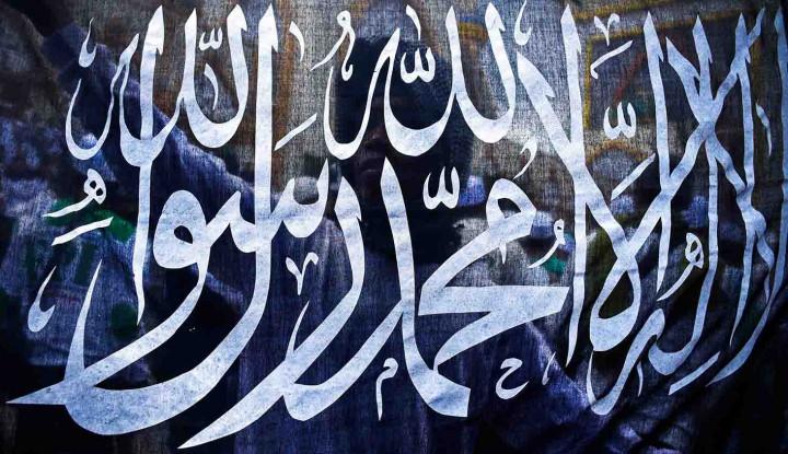 Twitter Dibanjiri Tagar #BenderaTauhidMilikIslam dan #MuharramBertauhid
