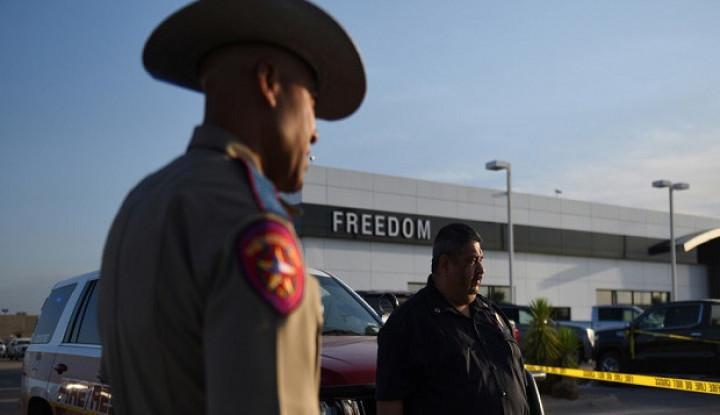 Korban Tewas Penembakan Brutal di Texas Bertambah - Warta Ekonomi
