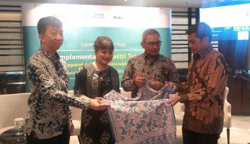 Foto Kadin Dukung Penerapan Konsep Sustainable dalam Pakaian