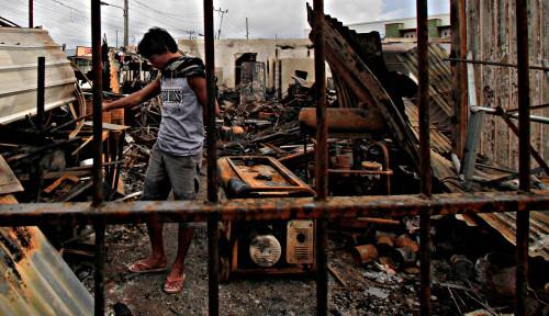 Foto Papua Kembali Memanas, Ini yang Diminta Jokowi