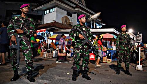 TNI-Polri Pol Polan Gempur Teroris di Papua, Eh Ujung-ujungnya Ciut, Ngajak Damai...