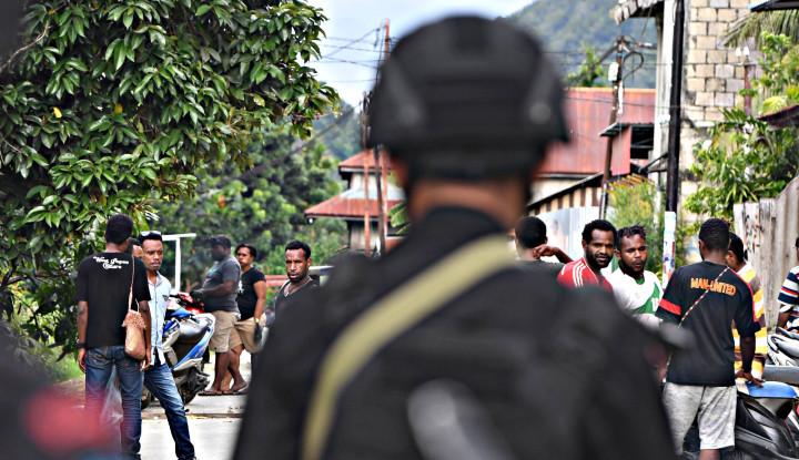 Aktor Lapangan Kerusuhan Papua Berhasil Diciduk, Polisi TOP!!! - Warta Ekonomi