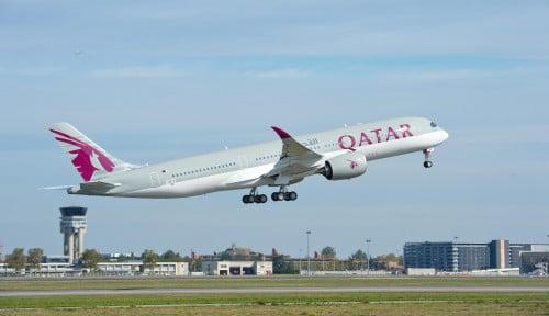 Qatar Airways Hadirkan Airbus A350-900 di Bandara Soekarno–Hatta