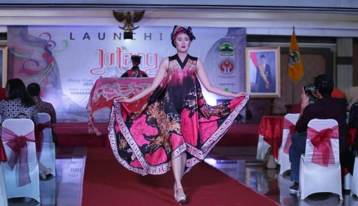 Diluncurkan, Jateng in Fashion 2019 Jadi Gebrakan - Warta Ekonomi