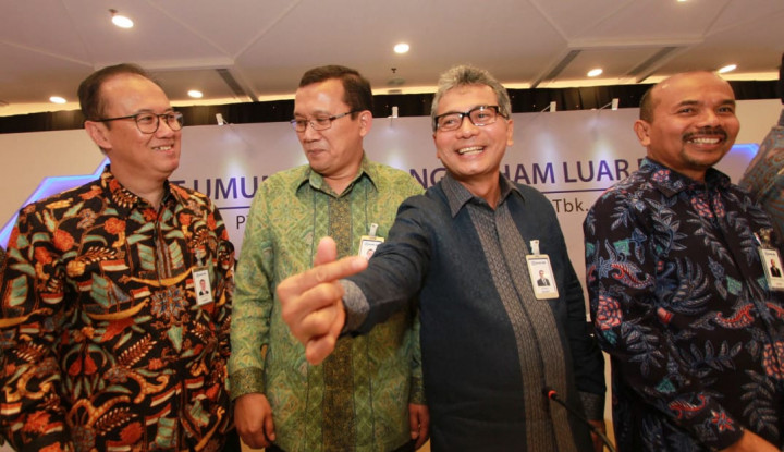 Sunarso Didapuk Jadi Direktur Utama BRI - Warta Ekonomi
