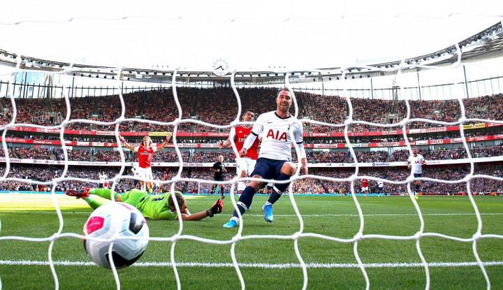 Arsenal Ditahan Imbang Hotspurs 2-2, Ada Drama VAR - Warta Ekonomi