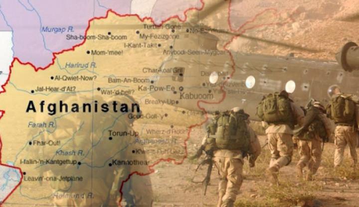 10 Tewas & 27 Luka dalam Bom Bunuh Diri di Jalalabad Afghanistan - Warta Ekonomi