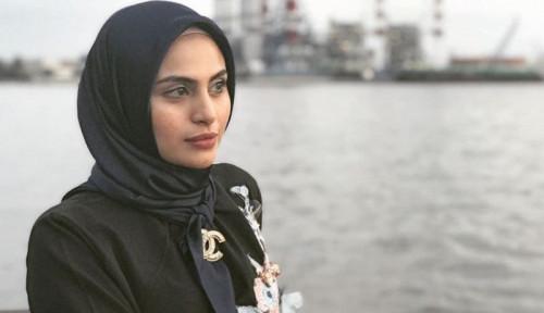 Foto Ada Masalah Keluarga, Asha Shara Lepas Hijab