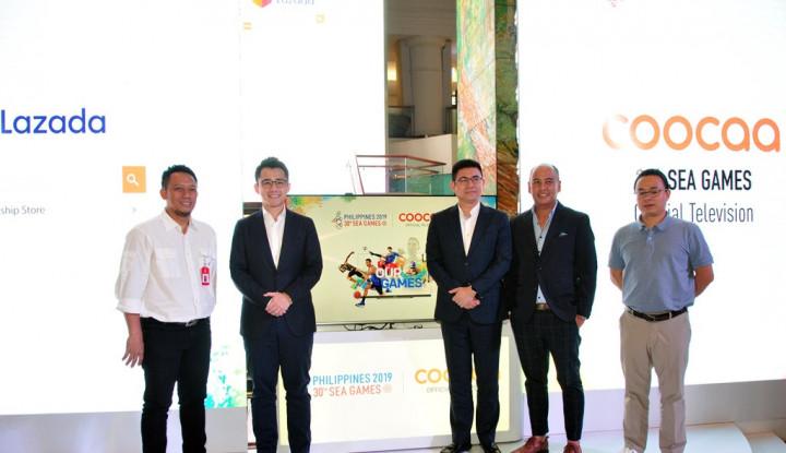 Jika Indonesia Juarai SEA Games 2019, Coocaa Siapkan  Mobil Mewah - Warta Ekonomi