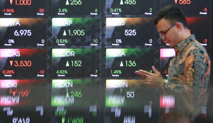 Bursa Saham Singapura Ambyar - Warta Ekonomi