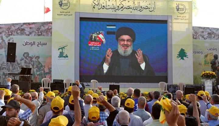 'Garis Merah' Hizbullah-Israel Lenyap, Apa Maksudnya? - Warta Ekonomi