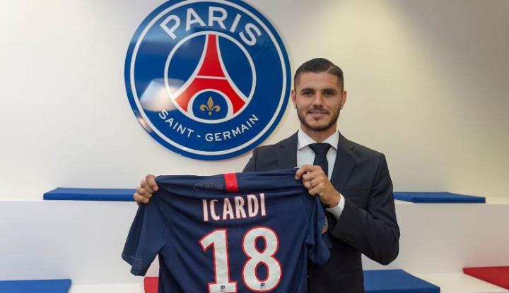 Mauro Icardi Dapatkan Kontrak Fantastis jika jadi Dipermanenkan PSG - Warta Ekonomi