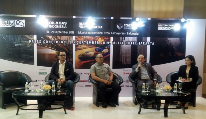 Energy & Engineering Exhibition Hadirkan Teknologi Digital Pertambangan - Warta Ekonomi