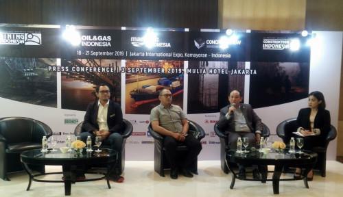 Foto Energy & Engineering Exhibition Hadirkan Teknologi Digital Pertambangan