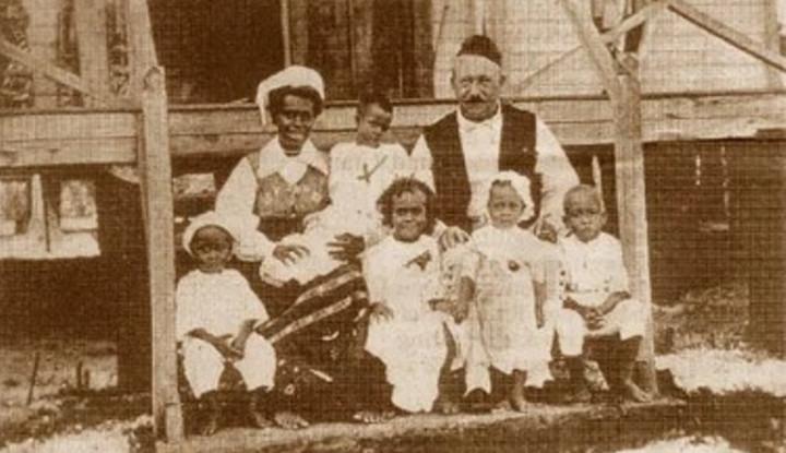 Kisah Carl Petterson, Pelaut Asal Swedia yang Menjadi Raja di Papua Nugini - Warta Ekonomi