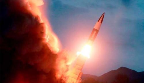 Tetiba Mati di Tengah Uji Coba, Rudal Balistik Antarbenua Minuteman III Amerika Produk Gagal?