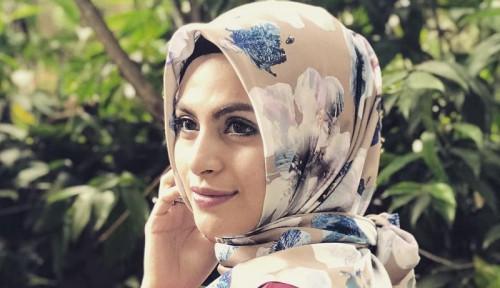 Foto Dikabarkan Lepas Jilbab, Asha Shara Beri Klarifikasi
